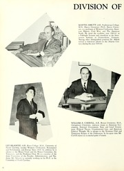 Page 20, 1962 Edition, Oglethorpe University - Yamacraw Yearbook (Atlanta, GA) online yearbook collection