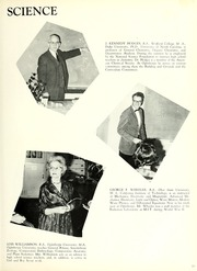 Page 23, 1962 Edition, Oglethorpe University - Yamacraw Yearbook (Atlanta, GA) online yearbook collection