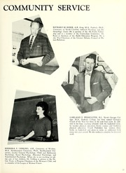 Page 25, 1962 Edition, Oglethorpe University - Yamacraw Yearbook (Atlanta, GA) online yearbook collection