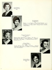 Page 50, 1962 Edition, Oglethorpe University - Yamacraw Yearbook (Atlanta, GA) online yearbook collection