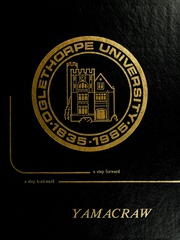 Page 1, 1985 Edition, Oglethorpe University - Yamacraw Yearbook (Atlanta, GA) online yearbook collection
