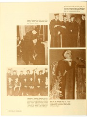 Page 12, 1985 Edition, Oglethorpe University - Yamacraw Yearbook (Atlanta, GA) online yearbook collection