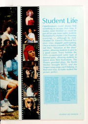 Page 11, 1988 Edition, Oglethorpe University - Yamacraw Yearbook (Atlanta, GA) online yearbook collection
