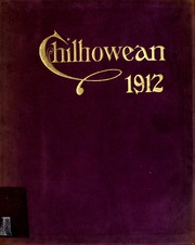 Page 1, 1912 Edition, Maryville College - Chilhowean Yearbook (Maryville, TN) online yearbook collection