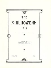 Page 11, 1912 Edition, Maryville College - Chilhowean Yearbook (Maryville, TN) online yearbook collection