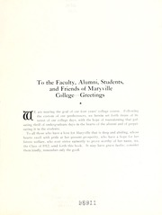 Page 13, 1912 Edition, Maryville College - Chilhowean Yearbook (Maryville, TN) online yearbook collection