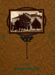 Page 11, 1922 Edition, Maryville College - Chilhowean Yearbook (Maryville, TN) online yearbook collection