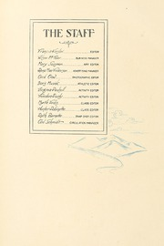 Page 12, 1924 Edition, Maryville College - Chilhowean Yearbook (Maryville, TN) online yearbook collection
