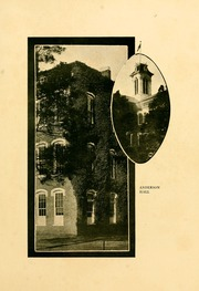 Page 15, 1924 Edition, Maryville College - Chilhowean Yearbook (Maryville, TN) online yearbook collection