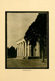 Page 17, 1924 Edition, Maryville College - Chilhowean Yearbook (Maryville, TN) online yearbook collection