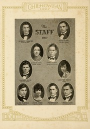 Page 12, 1927 Edition, Maryville College - Chilhowean Yearbook (Maryville, TN) online yearbook collection