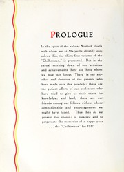 Page 10, 1937 Edition, Maryville College - Chilhowean Yearbook (Maryville, TN) online yearbook collection
