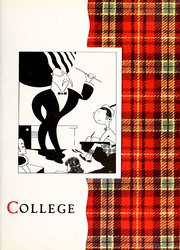 Page 11, 1937 Edition, Maryville College - Chilhowean Yearbook (Maryville, TN) online yearbook collection