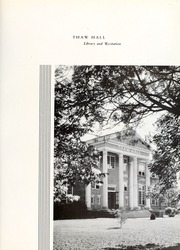 Page 17, 1937 Edition, Maryville College - Chilhowean Yearbook (Maryville, TN) online yearbook collection