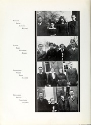 Page 12, 1938 Edition, Maryville College - Chilhowean Yearbook (Maryville, TN) online yearbook collection