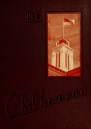 Page 1, 1943 Edition, Maryville College - Chilhowean Yearbook (Maryville, TN) online yearbook collection