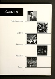 Page 11, 1958 Edition, Maryville College - Chilhowean Yearbook (Maryville, TN) online yearbook collection