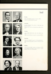 Page 17, 1958 Edition, Maryville College - Chilhowean Yearbook (Maryville, TN) online yearbook collection