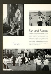 Page 8, 1958 Edition, Maryville College - Chilhowean Yearbook (Maryville, TN) online yearbook collection