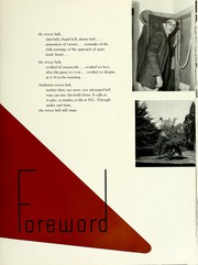 Page 11, 1962 Edition, Maryville College - Chilhowean Yearbook (Maryville, TN) online yearbook collection