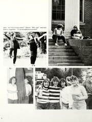 Page 10, 1985 Edition, Maryville College - Chilhowean Yearbook (Maryville, TN) online yearbook collection