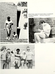 Page 9, 1985 Edition, Maryville College - Chilhowean Yearbook (Maryville, TN) online yearbook collection