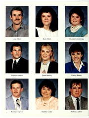 Page 8, 1986 Edition, Maryville College - Chilhowean Yearbook (Maryville, TN) online yearbook collection