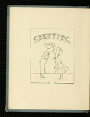 Page 12, 1902 Edition, Bucknell University - L Agenda Yearbook (Lewisburg, PA) online yearbook collection