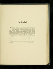 Page 13, 1902 Edition, Bucknell University - L Agenda Yearbook (Lewisburg, PA) online yearbook collection