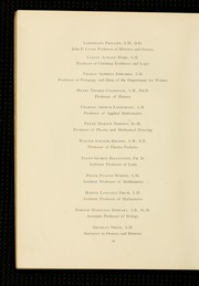 Page 14, 1912 Edition, Bucknell University - L Agenda Yearbook (Lewisburg, PA) online yearbook collection