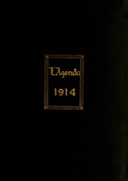 Page 1, 1914 Edition, Bucknell University - L Agenda Yearbook (Lewisburg, PA) online yearbook collection
