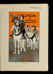 Page 5, 1914 Edition, Bucknell University - L Agenda Yearbook (Lewisburg, PA) online yearbook collection