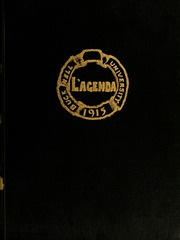 Page 1, 1915 Edition, Bucknell University - L Agenda Yearbook (Lewisburg, PA) online yearbook collection