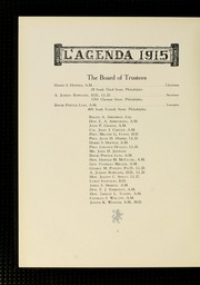 Page 10, 1915 Edition, Bucknell University - L Agenda Yearbook (Lewisburg, PA) online yearbook collection