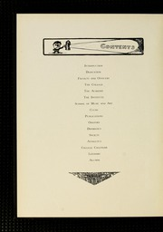Page 6, 1915 Edition, Bucknell University - L Agenda Yearbook (Lewisburg, PA) online yearbook collection