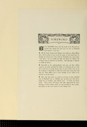 Page 6, 1920 Edition, Bucknell University - L Agenda Yearbook (Lewisburg, PA) online yearbook collection