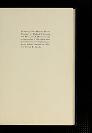 Page 7, 1920 Edition, Bucknell University - L Agenda Yearbook (Lewisburg, PA) online yearbook collection