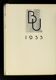 Page 12, 1933 Edition, Bucknell University - L Agenda Yearbook (Lewisburg, PA) online yearbook collection