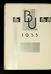 Page 14, 1933 Edition, Bucknell University - L Agenda Yearbook (Lewisburg, PA) online yearbook collection
