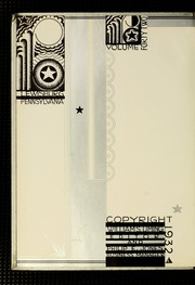 Page 6, 1933 Edition, Bucknell University - L Agenda Yearbook (Lewisburg, PA) online yearbook collection