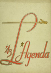 Page 1, 1943 Edition, Bucknell University - L Agenda Yearbook (Lewisburg, PA) online yearbook collection