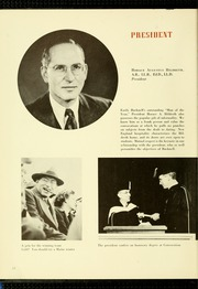 Page 16, 1952 Edition, Bucknell University - L Agenda Yearbook (Lewisburg, PA) online yearbook collection