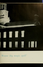 Page 11, 1954 Edition, Bucknell University - L Agenda Yearbook (Lewisburg, PA) online yearbook collection