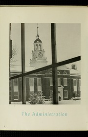 Page 12, 1954 Edition, Bucknell University - L Agenda Yearbook (Lewisburg, PA) online yearbook collection