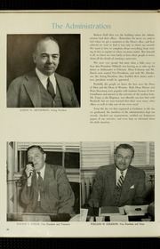 Page 14, 1954 Edition, Bucknell University - L Agenda Yearbook (Lewisburg, PA) online yearbook collection