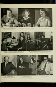 Page 17, 1954 Edition, Bucknell University - L Agenda Yearbook (Lewisburg, PA) online yearbook collection