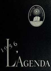1956 Edition, Bucknell University - L Agenda Yearbook (Lewisburg, PA)
