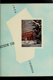 Page 13, 1956 Edition, Bucknell University - L Agenda Yearbook (Lewisburg, PA) online yearbook collection