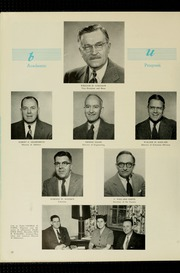 Page 16, 1956 Edition, Bucknell University - L Agenda Yearbook (Lewisburg, PA) online yearbook collection