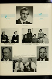 Page 17, 1956 Edition, Bucknell University - L Agenda Yearbook (Lewisburg, PA) online yearbook collection
